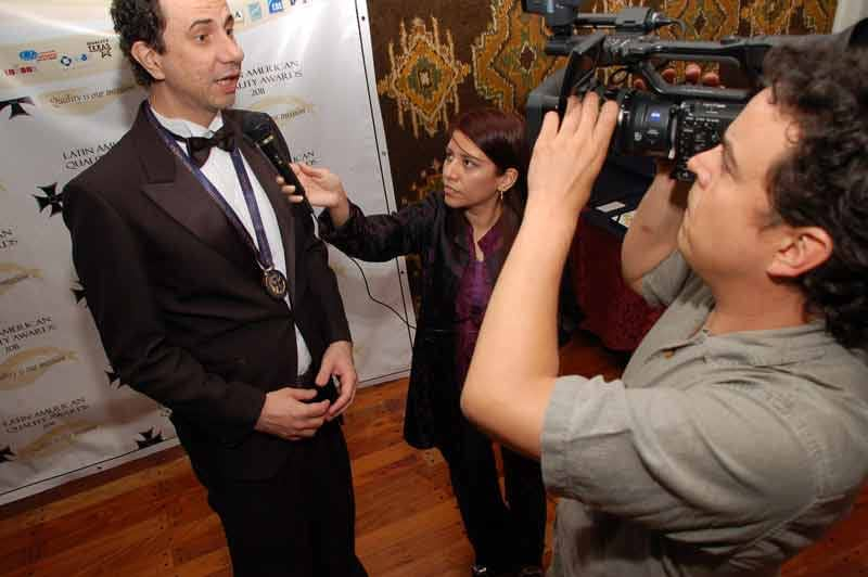 Palestrante Daniel Bizon entrevista em Buenos Aires