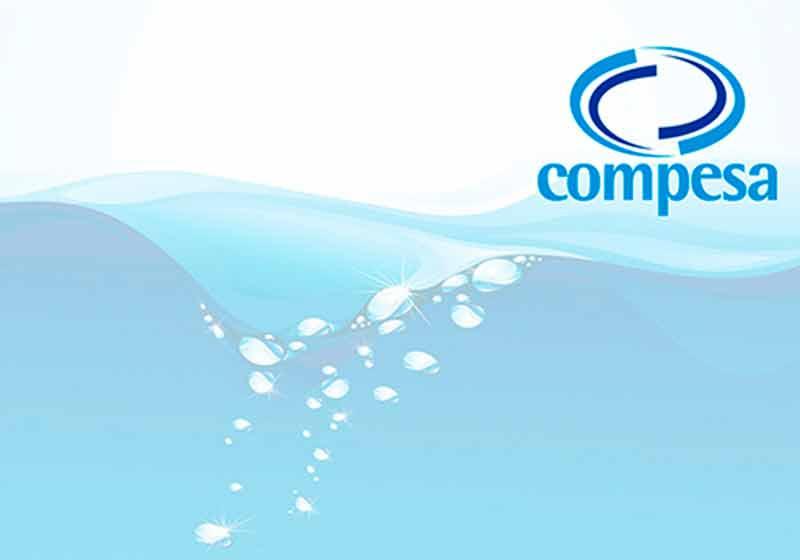 Logotipo da Compesa Pernambuco no site do palestrante Daniel Bizon